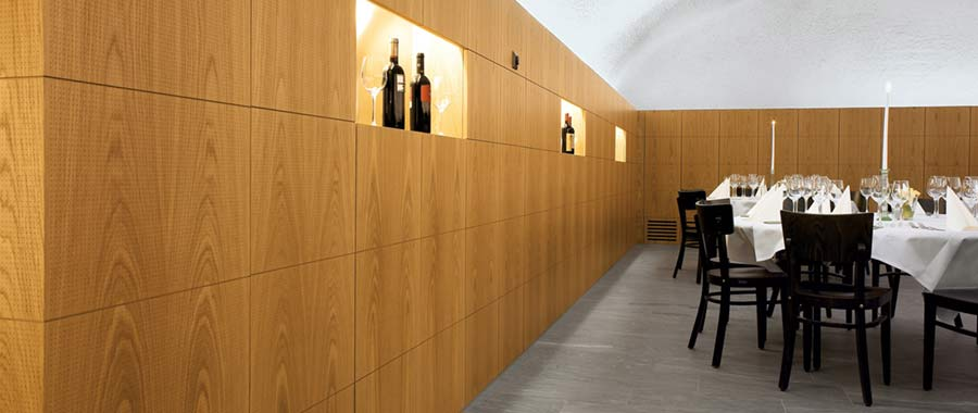 Acoustic wall solution